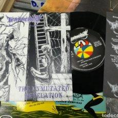 Discos de vinilo: ICONOCLAST SINGLE UNMUTATED REVELATION ESPAÑA 1992. Lote 144270468