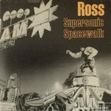 Discos de vinilo: ROSS SUPERSONIC SPACEWALK (SINGLE) . INDIE ALTERNATIVE ROCK POWER POP REDD KROSS. Lote 144277310
