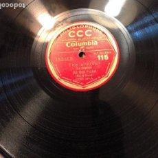 Discos de vinilo: VINILOS (12) CURSO DE INGLÉS CCC (AÑOS 50). Lote 144294014