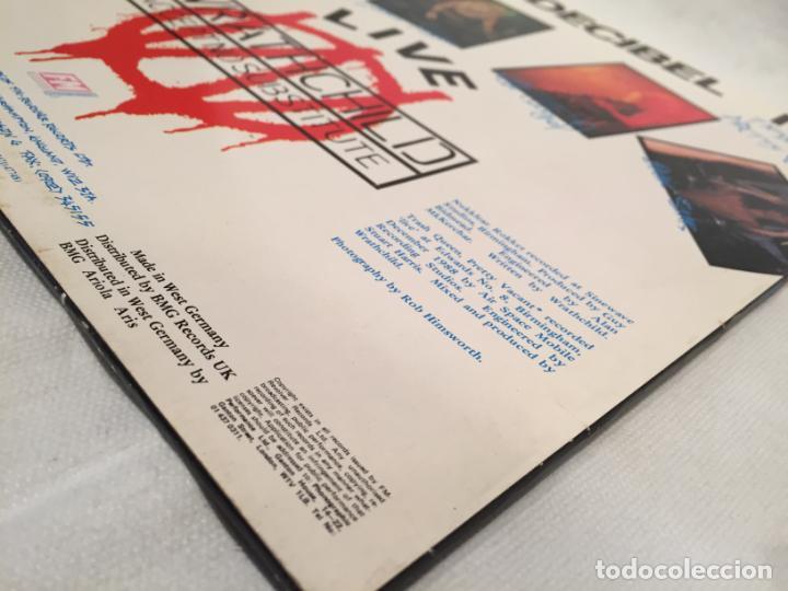 Discos de vinilo: WRATHCHILD -NUKKLEAR ROKKET- (1989) MAXI-SINGLE - Foto 6 - 144296502