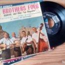 Discos de vinilo: E P (VINILO) DE THE BROTHERS FOUR AÑOS 609. Lote 144307846
