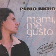 Discos de vinilo: PABLO BICHO - MAMI, ME GUSTO / LP MAXISINGLE DE 1998 RF-7010 , PERFECTO ESTADO. Lote 144311886