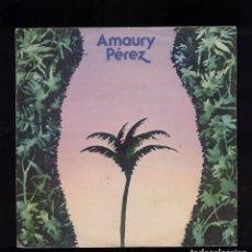 Discos de vinilo: AMAURY PÉREZ 45RPM. Lote 144322006