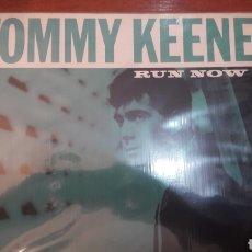 Discos de vinilo: TOMMY KEENE RUM NOW. Lote 144324609