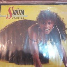 Discos de vinilo: SINITA MAXI CRUISING FANFARE. Lote 144327852
