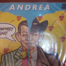 Discos de vinilo: MAXI ANDREA CASABLANCA 1986 SANNI. Lote 144328164