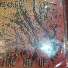 Discos de vinilo: ASTAIRE MAXI FIRE ME UP 1986. Lote 144328612