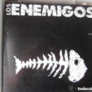 Discos de vinilo: ENEMIGOS - BOQUERON (MX) 1989. Lote 144341262