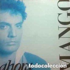 Discos de vinilo: MANGO - AHORA - LP SPAIN 1987. Lote 151773820