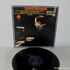 Discos de vinilo: TEDDY WILSON - VINTAGE SERIES - LP - DISCOPHON / GNP CRESCENDO RECORDS 1981 SPAIN J-4465. Lote 144351846