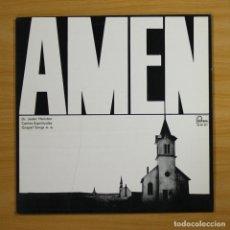 Discos de vinilo: JESTER HAIRSTON - AMEN - LP. Lote 144373498