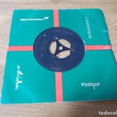 Discos de vinilo: BILLY VAUGHN. MORGEN, EINE NACHT IN MONTE CARLO.. Lote 144374402