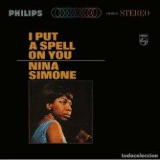Discos de vinilo: LP NINA SIMONE I PUT A SPELL ON YOU VINYL + MP3 SOUL. Lote 190697217
