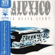 Discos de vinilo: LP CALEXICO - THE BLACK LIGHT 2LP. Lote 144379646