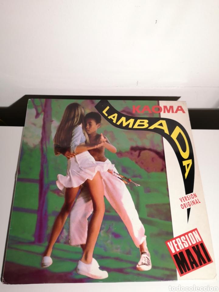 KAOMA - LA LAMBADA (Música - Discos de Vinilo - Maxi Singles - Grupos y Solistas de latinoamérica)