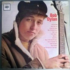 Discos de vinilo: BOB DYLAN. SAME (A BRIGHT NEW NAME IN FOLK MUSIC). CBS, UK. 1962 LP (32001) EDICIÓN DE 1982. Lote 144394862