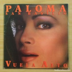 Discos de vinilo: PALOMA SAN BASILIO - VUELA ALTO - GATEFOLD - LP. Lote 144397625
