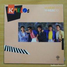 Dischi in vinile: K MELOT - MAGICO - LP. Lote 144397777
