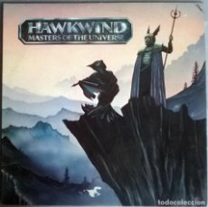 Discos de vinilo - Hawkwind. Masters of the Universe. Liberty-Fame, UK 1977 LP (FA 3008) - 144399922