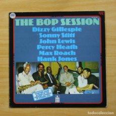 Discos de vinilo: VARIOS - THE BOP SESSION - LP. Lote 144400750