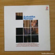 Discos de vinilo: ANTO�ITA MORENO - ANTO�ITA MORENO - LP. Lote 144401880