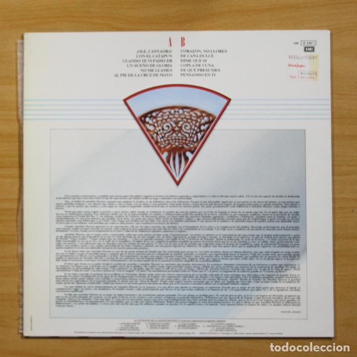 Discos de vinilo: ANTO�ITA MORENO - ANTO�ITA MORENO - LP - Foto 2 - 144402806