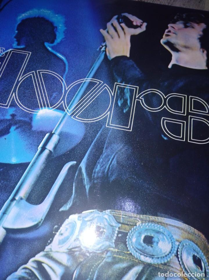 THE DOORS LIVE (Música - Discos - LP Vinilo - Rock & Roll)
