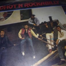 Discos de vinilo: CRAZY CAVAN RED HOT ROCKABILLY. Lote 144405354