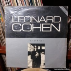 Discos de vinilo: LEONARD COHEN - I'M YOUR MAN. Lote 144433662