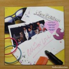 Discos de vinilo: NEW EDITION - ALL FOR LOVE - LP. Lote 144434554
