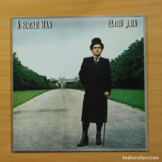 Discos de vinilo: ELTON JOHN - A SINGLE MAN - GATEFOLD - LP. Lote 144443313