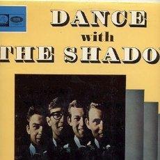 Discos de vinilo: DANCE WITH THE SHADOWS / LP 33 RPM // EDITADO POR LA VOZ DE SU AMO ESPAÑA. Lote 144452982