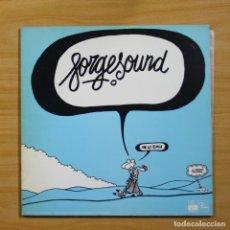 Discos de vinilo: LUIS EDUARDO AUTE / JESUS MUNARRIZ - FORGESOUND - GATEFOLD - LP. Lote 144454309