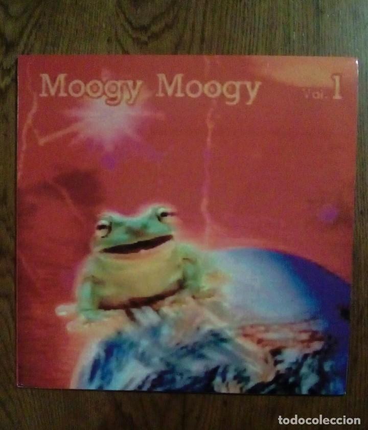 MOOGY MOOGY - VOL 1, 1992, OIHUKA. EUSKAL HERRIA. (Música - Discos de Vinilo - Maxi Singles - Electrónica, Avantgarde y Experimental)