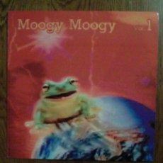 Discos de vinilo: MOOGY MOOGY - VOL 1, 1992, OIHUKA. EUSKAL HERRIA.. Lote 144450150