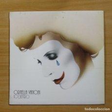 Discos de vinil: ORNELLA VANONI - IO DENTRO - LP. Lote 144466860