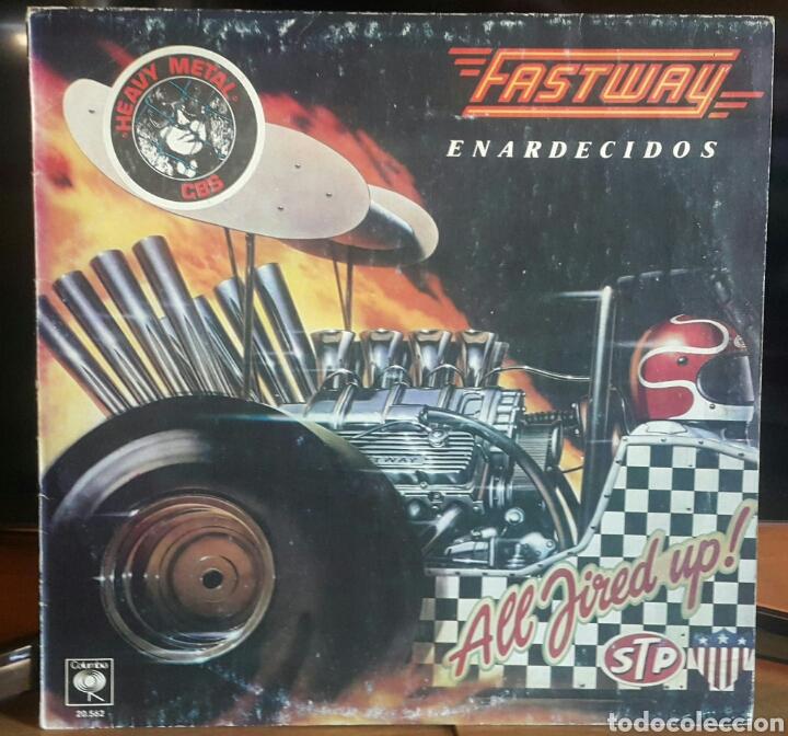 FASTWAY/ARGENTINA 1984 (Música - Discos - LP Vinilo - Heavy - Metal)