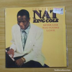 Discos de vinilo: NAT KING COLE - THE BEST NAT KING COLE - LP. Lote 144477118