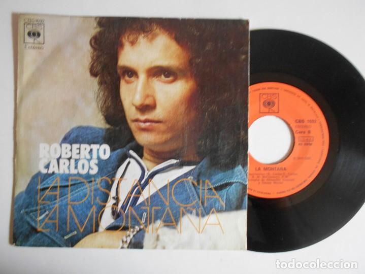 Roberto Carlos Single La Distancia En Español Comprar Discos Singles Vinilos De Música Latinoamericana En Todocoleccion 144480146