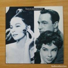Discos de vinilo: VARIOS - GIGI & AN AMERICAN IN PARIS - LP. Lote 144480214
