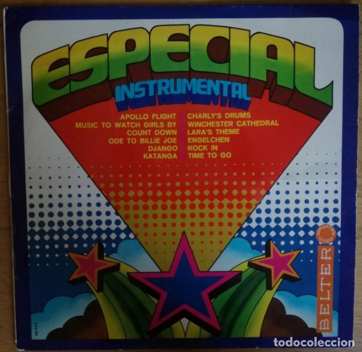 ESPECIAL INTRUMENTAL LP - RARO LP EN SELLO BELTER INSTRO SURF (Música - Discos de Vinilo - EPs - Pop - Rock Extranjero de los 70)