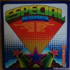 Discos de vinilo: ESPECIAL INTRUMENTAL LP - RARO LP EN SELLO BELTER INSTRO SURF. Lote 144480478