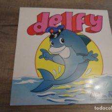 Discos de vinilo: DELFY - CANCIONES EN ESPAÑOL. Lote 144486498