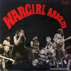 Discos de vinilo: EP 12'' WARGIRL - ARBOLITA . Lote 144497450