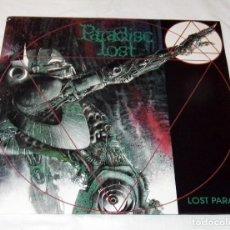 Discos de vinilo: LP PARADISE LOST - LOST PARADISE PEACEVILLE 1990. Lote 144501514
