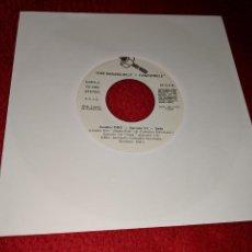 Discos de vinilo: DRO BANANA SPLIT FANZISINGLE AVIADOR DRO+GARROTE VIL+SADE EP 1983 PROMO SOLO VINILO DIARIO POP EX. Lote 144509202