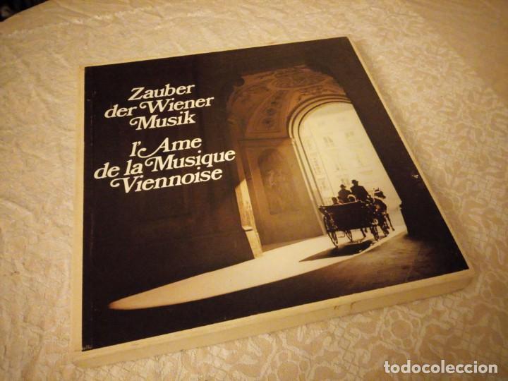 EL GRAN JOHANN STRAUSS - EL ALMA DE LA MUSICA VIENESA - READER'S DIGEST,ESTUCHE CON 8 LPS (Música - Discos de Vinilo - EPs - Clásica, Ópera, Zarzuela y Marchas)