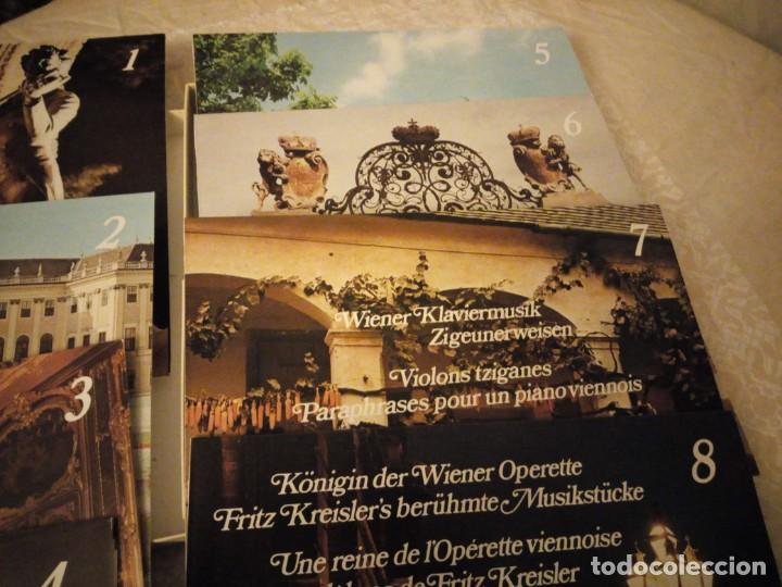 Discos de vinilo: el gran johann strauss - el alma de la musica vienesa - readers digest,estuche con 8 lps - Foto 4 - 144509878