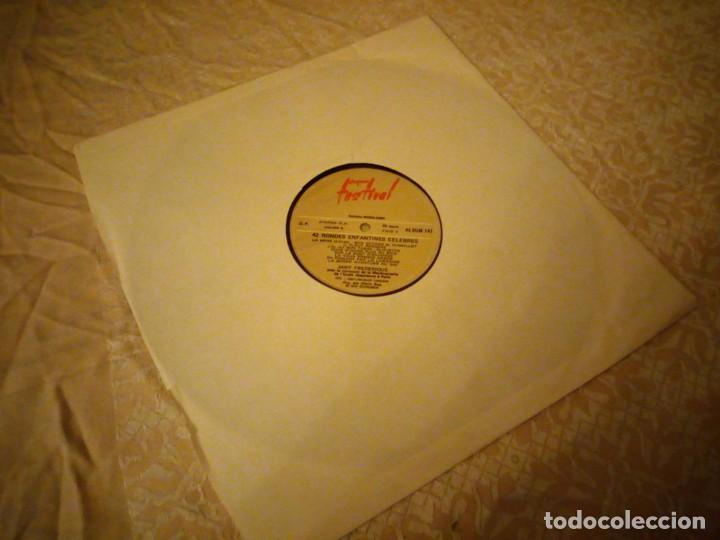 Discos de vinilo: Jany Frédérique - Les Petits Carillonneurs ? 42 Rondes Enfantines Célèbres,2 lps sin caratula - Foto 4 - 144512894