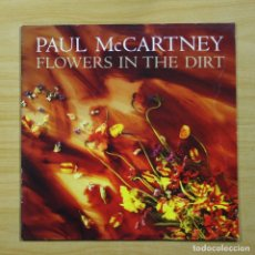 Discos de vinilo: PAUL MCCARTNEY - FLOWERS IN THE DIRT - LP. Lote 144530688